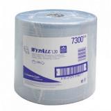 Салфетки WYPALL-L30 Kimberly-Clark 7300, протирочные салфетки в рулонах (500 лст)