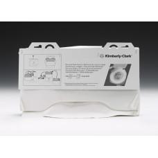 Одноразовые покрытия (накладки) для унитаза Кимберли Кларк (Kimberly Clark) 6140