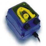 Перистальтический насос-дозатор PR-0.7 для подачи ополаскивателя в профессиональные посудомоечные машины.