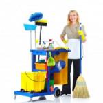 Моющие средства для уборки помещений